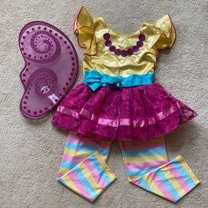 Disney Fancy Nancy costume